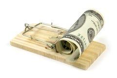 财务风险 免版税图库摄影