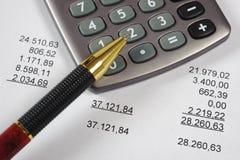 财务 免版税库存图片