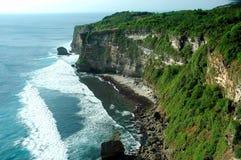 巴厘岛横向 图库摄影