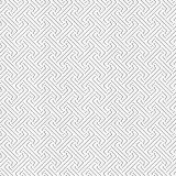 巴厘岛部族模式-向量无缝的纹理 库存照片
