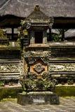 巴厘语寺庙 库存照片
