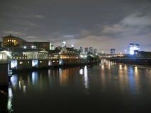 费城供水系统 免版税库存照片