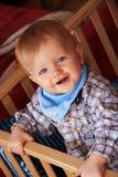 婴孩一点 免版税图库摄影