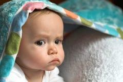 婴孩毯子 免版税库存照片