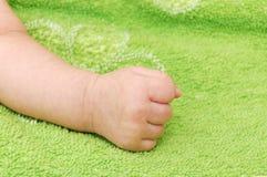 婴孩现有量 库存图片