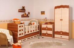 婴孩空间 免版税库存图片