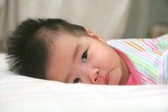 婴孩 图库摄影