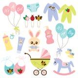 婴孩products3 库存照片
