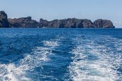 费尔南多・迪诺罗尼亚群岛巴西 库存照片