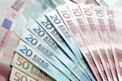 货币欧洲 图库摄影