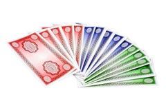 货币玩具 免版税库存图片