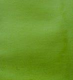 水彩油漆绿色  免版税库存图片