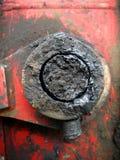 轴承详细资料油膏机械 库存照片
