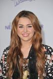 贾斯廷Bieber, Miley Cyrus 库存图片