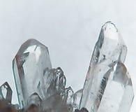 水晶岩石 免版税图库摄影
