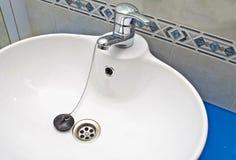 水槽 免版税库存照片