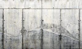 水泥原始的墙壁 免版税库存照片