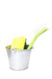 洗涤的对象  免版税库存图片