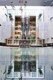购物中心时代华纳 免版税库存照片