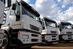 货物卡车 免版税库存图片