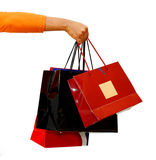 购物 免版税库存照片