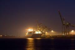 货船 免版税图库摄影