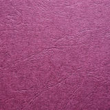 紫色皮革纹理 免版税库存照片
