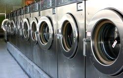 洗衣店 免版税库存照片