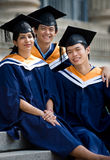 年轻毕业生 图库摄影