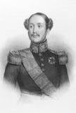 费迪南德・奥尔良philippe公爵 库存照片