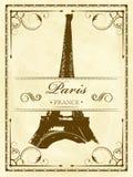 巴黎葡萄酒 图库摄影