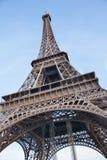 巴黎-浏览埃菲尔 免版税库存图片