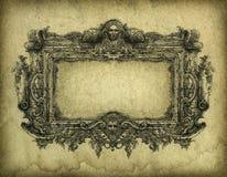巴洛克式的框架 免版税库存图片