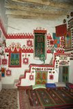 巴巴里人房子利比亚 库存图片