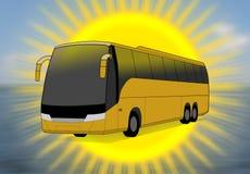 Ônibus Imagem de Stock