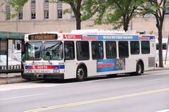 Ônibus de Philadelphfia Fotos de Stock