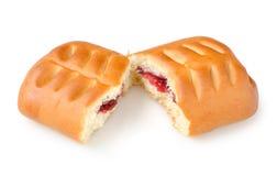 0小圆面包JPG甜点 免版税库存照片