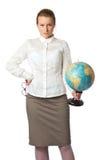 0 δάσκαλος σφαιρών Στοκ Εικόνα