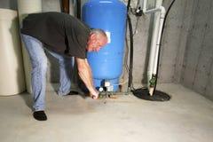 0 υδραυλικός στοκ εικόνα με δικαίωμα ελεύθερης χρήσης