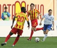 0 игр moscow vladikavkaz dinamo alania 2 против Стоковое фото RF