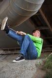 0 νεαρός άνδρας Στοκ φωτογραφίες με δικαίωμα ελεύθερης χρήσης