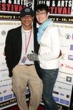(0) afrykańskich ca miasta Claudia Clinton culver festiwalu filmu h lari layla niecki placu premiera theatre Wallace Obraz Royalty Free