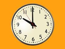 00 10 clock o Royaltyfri Foto