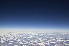 000 40 nad ziemska planeta Obrazy Stock
