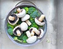 000011棵蔬菜 免版税库存图片