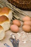 001个做面包系列 图库摄影