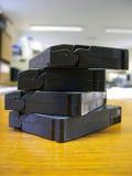 001个磁带 免版税库存图片