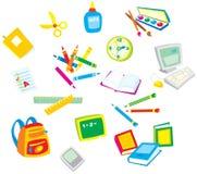 001个规则学校 免版税图库摄影