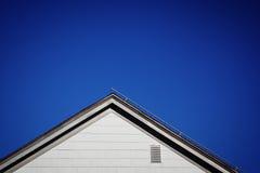 001屋顶 库存照片