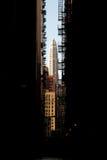 001 Σικάγο Στοκ Εικόνες